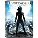 Pack: Underworld (Incluye 4 Pel�culas...