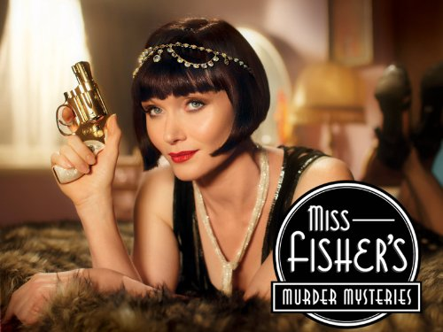 Miss Fisher's Murder Mysteries Season 1