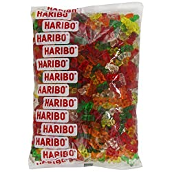 Funny product Haribo Gummy Candy, Sugarless Gummy Bears, 5-Pound Bag