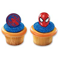 DecoPac Spider Man Mask and Spider Cu…