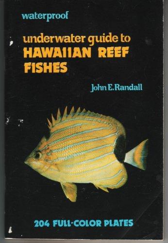 Waterproof underwater guide to hawaiian reef fishes for Hawaiian reef fish identification