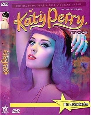 """KATY PERRY """"EN LONDRES EN CONCIERTO"""" [NTSC/Region 1 and 4 dvd. Import - Latin America].IMPORT"""