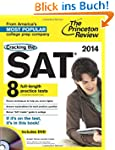 Cracking the SAT with 8 Practice Test...