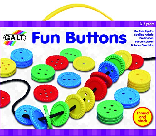 Galt Toys Inc Fun Buttons - 1