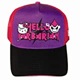 Hello Kitty - Cap Barbarian KT Fits Adults and Older Children