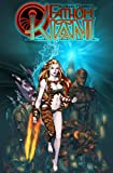 img - for Fathom: Kiani - Blade of Fire TPB book / textbook / text book