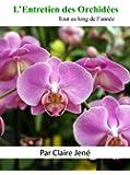 L'Entretien des Orchid�es tout au long de l'ann�e