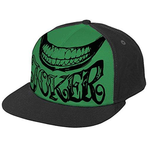 Suicide Squad Joker Snapback Baseball-Cap