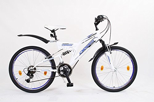 26 Zoll Kinderfahrrad Mountainbike Kinder Fahrrad Rad Bike Jugendfahrrad viper blau
