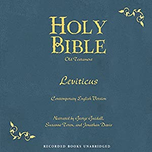 Holy Bible, Volume 3 Audiobook