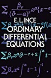 img - for Ordinary Differential Equations (Dover Books on Mathematics) by Ince, Edward L., Mathematics (1956) Paperback book / textbook / text book