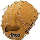 asics(アシックス) 野球 軟式用グローブ(投手用) ゴールドステージ BGR5LQ オレンジ LH