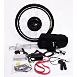 Aosom Rear Wheel 48V 1000W Electric Battery Powered Bicycle...