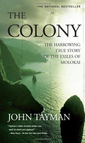 The Colony by John Tayman