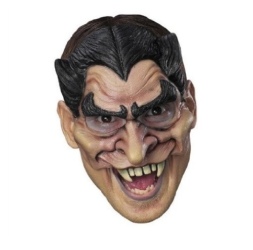 Vampire Chinless Adult Mask