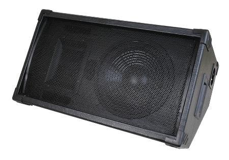 Mcm Custom Audio 555-10330 10'' Pa / Dj Floor Monitor Speaker 400W