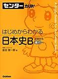 センター力UP!はじめからわかる日本史B近世から現代へ (センター力UP!はじめからわかるシリーズ 8)