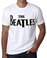 The Beatles Style T-shirt Homme ONE IN THE CITY