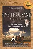 img - for The Five Thousand Year Leap with Glenn Beck Foreword & Common Sense by Paine by W. Cleon Skousen (2009-07-15) book / textbook / text book