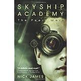 The Pearl Wars (Skyship Academy, Book 1) ~ Nick James