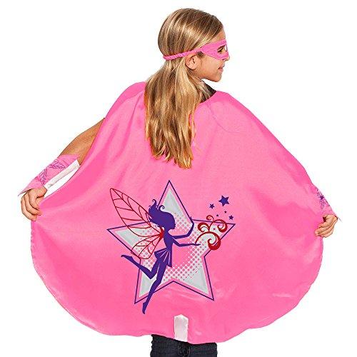 Pink Fairy Superhero Cape