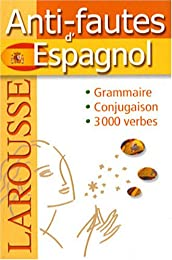 L' anti-fautes d'espagnol