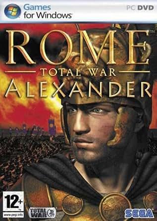 Rome : Total War - Alexander [Code jeu]