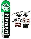 ELEMENT Skateboard Complete VARIED SECTION 8.0 GREEN