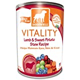 Dogswell Vitality Lamb and Sweet Potato Canned Dog Food