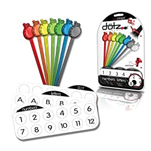 Dotz Cord Straps, Multi-Color (Discontinued by Manufacturer)