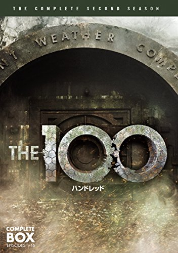 The100 / ハンドレッド 〈セカンド・シーズン〉 コンプリート・ボックス(8枚組) [DVD]