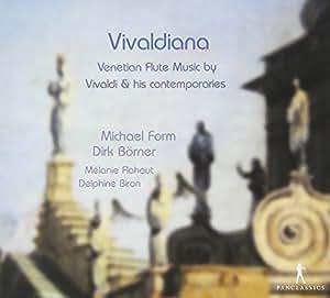 Vivaldiana - Venezianische Flötenmusik von Vivaldi und seinen Zeitgenossen