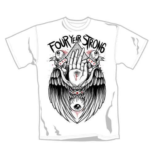 FOUR YEAR STRONG-HAND- MENS XXL