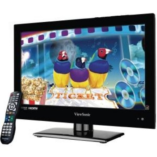 VIEWSONIC 15.6IN LED HDTV 720P 1366X768 / VT1601LED /