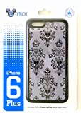 Disney D-tech World WDW Parks Authentic Haunted Mansion Wallpaper Attraction 2014 Iphone 6 Plus Phone Hard Case