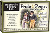 Magnetic Poetry - Pride & Poetry Kit - Words for Refrigerator - Write Poems and Letters on the Fridge - Made in the USA