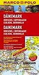 MARCO POLO Karte D�nemark, Horsens, K...