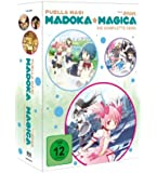 Puella Magi Madoka Magica - Die komplette Serie [3 DVDs]