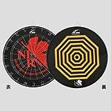 ASUKA DARTS × エヴァンゲリオン NERVペーパーダーツボード