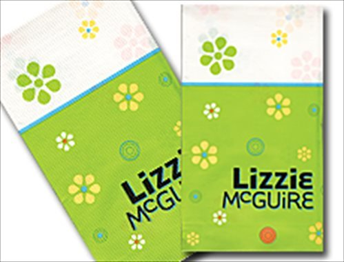Lizzie McGuire Paper Table Cover (1ct) - 1