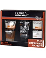 L'Oreal Men Expert Hydra Energetic Complete Gift Set
