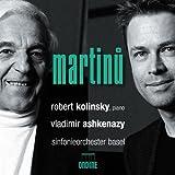 """Martinu: Klavierkonzerte Nr.2 & 4/Ouvert�re/Les Fresquesvon """"Kolinsky"""""""