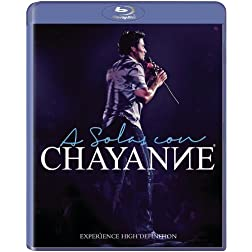 Solas Con Chayanne [Blu-ray]
