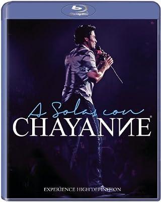 Solas Con Chayanne [Blu-ray]