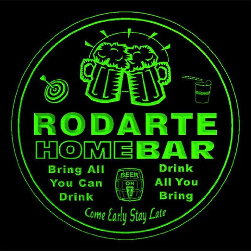 4x-ccq37950-g-rodarte-family-name-home-bar-pub-beer-club-gift-3d-coasters