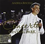 Bocelli Andrea Concerto - One Night in Central Park