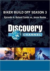 Biker Build Off Season 3 - Episode 4: Roland Sands vs. Jesse Rooke