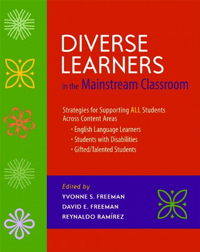 Modern Language Classroom Techniques ~ Diverse learners in the mainstream classroom strategies