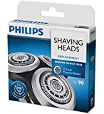 Philips SH90/50 Replacement Shaving Heads for Shaver Series 9000 [Pack of 3]