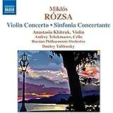 Violinkonzert/Sinf.Concertante